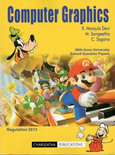 PDF] CS6504 Computer Graphics Lecture Notes, Books, Important 2