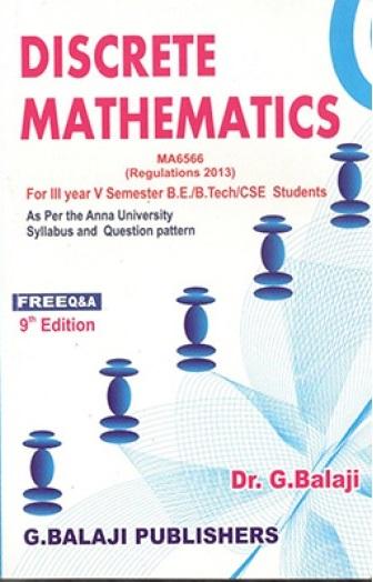MA6566 Discrete Mathematics