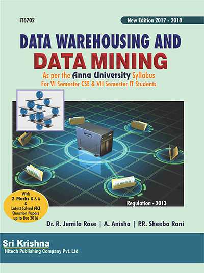 IT6702 Data Warehousing and Data Mining