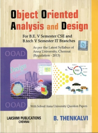 CS6502 Object Oriented Analysis and Design