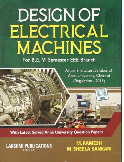 Pdf Ee6604 Design Of Electrical Machines Lecture Notes Books Important 2 Marks Questions With Answers Important Part B 16 Marks Questions With Answers Question Banks Syllabus Learnengineering In