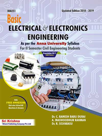 basic electrical  electronics engineering lecture notes books important