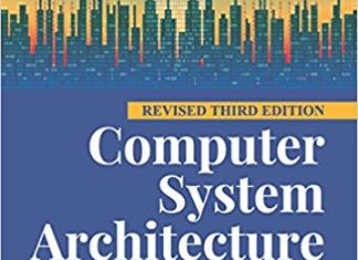 [PDF] Computer System Architecture 3 Edition By Mano M Morris Free Download