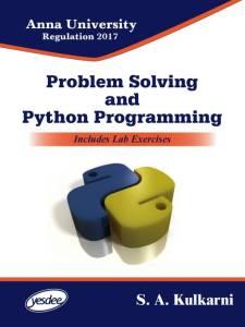 GE8161 Problem Solving and Python Programming Lab Manual