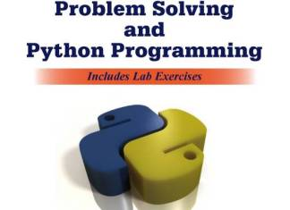 GE8161 Problem Solving and Python Programming Lab Manual