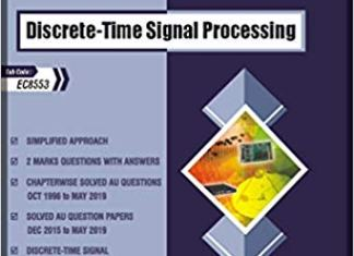 [PDF] EC8553 Discrete-Time Signal Processing Lecture Notes