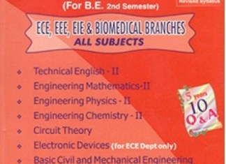 [PDF] Electronics and Communication Engineering (ECE) 2nd Semester Question Bank Collection for Regulation 2017