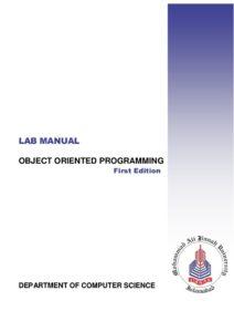 [PDF] CS8383 Object Oriented Programming Laboratory Lab Manual