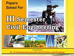 [PDF] Civil Engineering 3rd Semester Question Bank Collection for Regulation 2017