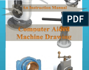[PDF] ME8381 Computer Aided Machine Drawing Lab Manual R-2017