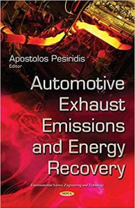 Automotive Exhaust Emissions and Energy Recovery By Apostolos Pesiridis