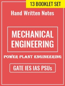Learn Engineering Team Power Plant Engineering Handwritten Notes
