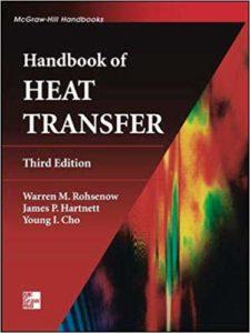 Handbook of Heat Transfer By Warren Rohsenow
