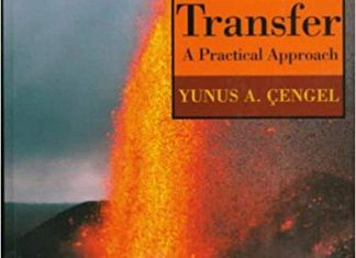 Heat Transfer: A Practical Approach By Yunus A Cengel