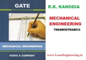R K Kanodia Thermodynamics Previous 12 Years Gate Questions with Solution
