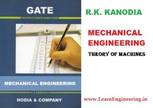 R K Kanodia Theory of Machines Previous 12 Years Gate Questions with Solution