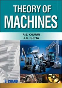 Theory of Machines By R.S. Khurmi