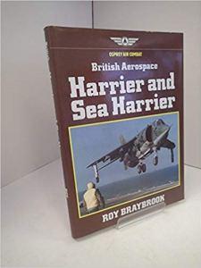 British Aerospace Harrier and Sea Harrier By Roy Barybrook