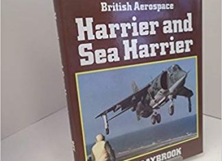 British Aerospace Harrier and Sea Harrier By Roy Barybrook