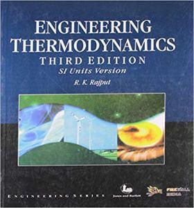 Engineering Thermodynamics By R.K. Rajput