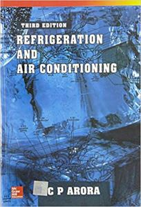 Refrigeration and Air Conditioning By Arora