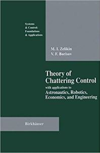 Theory of Chattering Control by M. I. Zelikin and v. F. Borisov