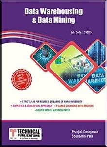 CS8075 Data Warehousing and Data Mining