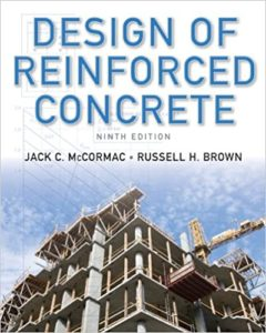 Design of Reinforced Concrete By Jack C.McCormac