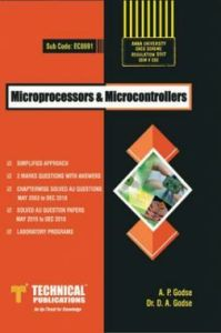 EC8691 Microprocessors and Microcontrollers