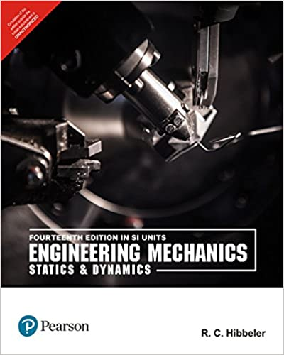 Engineering Mechanics By R C Hibbeler