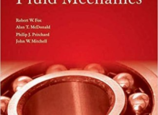 Fluid Mechanics By Robert W. Fox