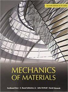 Mechanics of Materials By Ferdinand P. Beer