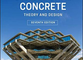 Structural Concrete: Theory and Design By M. Nadim Hassoun