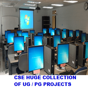 6. CSE Engineering UG/PG Project Collection