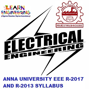 Electrical and Electronics Engineering R2017 Semester wise Notes