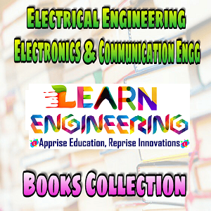 Electronics Engineering Huge Collection of Text and Reference Books