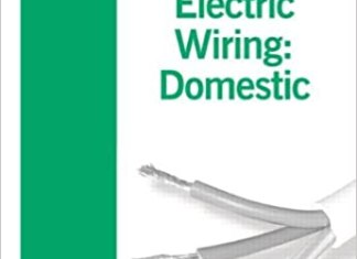 Electric Wiring: Domestic 13th Edition By Brian Scaddan