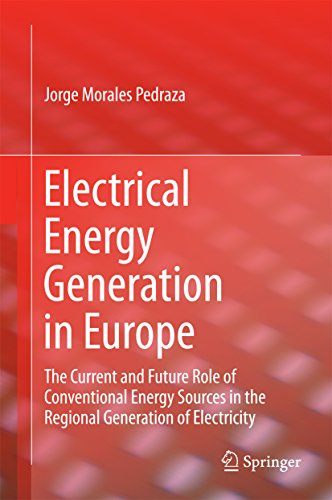 Electrical Energy Generation in Europe By Jorge Morales Pedraza