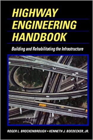 Highway Engineering Handbook By Roger L. Brockenbrough