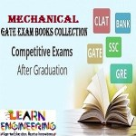 Mechanical Gate Books and Notes Collection