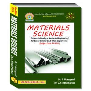 PH8251 Materials Science