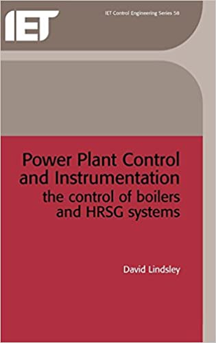 Power Plant Control and Instrumentation By David Lindsley