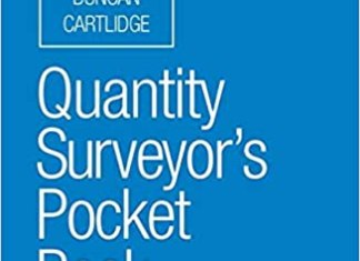 Quantity Surveyor's Pocket Book By Duncan Cartlidge