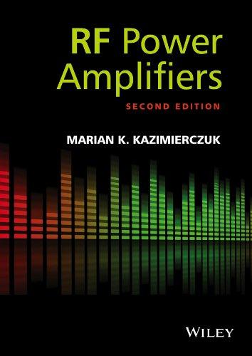 RF Power Amplifiers 2nd edition By Marian K. Kazimierczuk