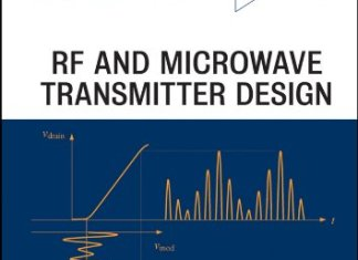 RF and Microwave Transmitter Design By Andrei Grebennikov