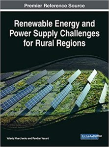 Renewable Energy and Power Supply Challenges for Rural Regions By Valeriy Kharchenko