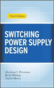 Switching Power Supply Design 3rd Edition By Abraham Pressman