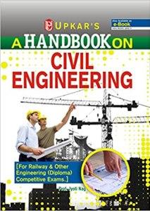 A Handbook on Civil Engineering By Jyoti Nag