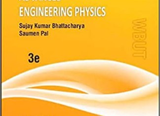 Advanced Engineering Physics By Sujay Kumar Bhattacharya