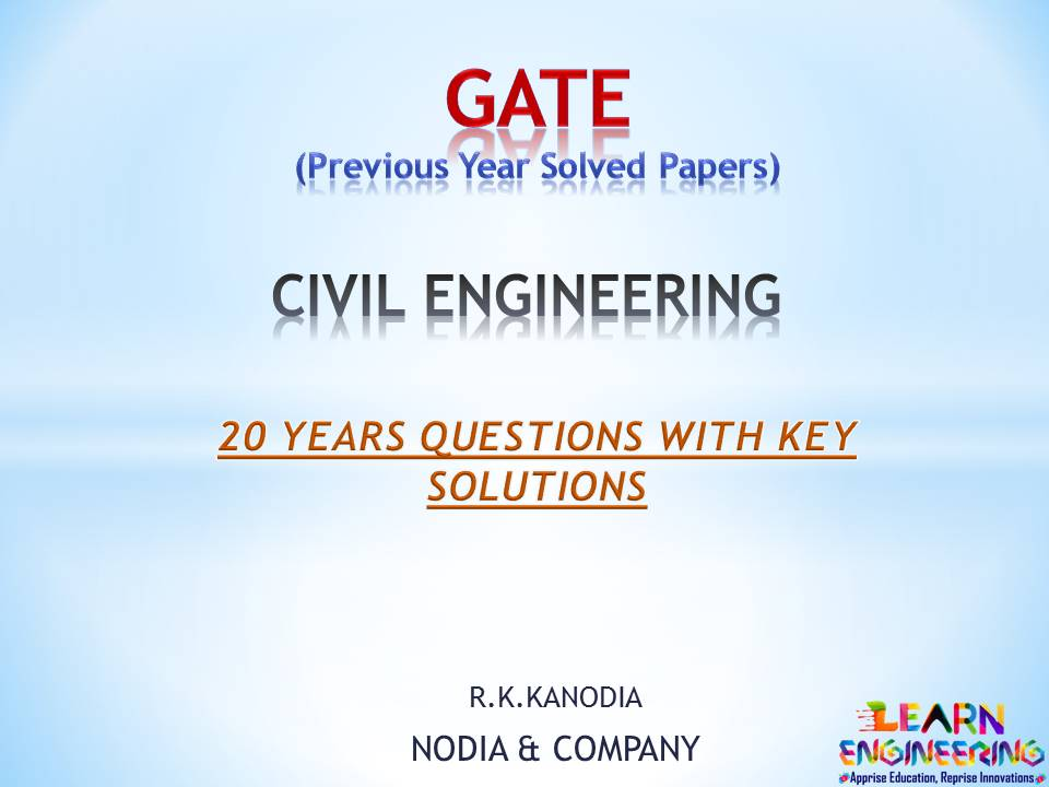 GATE Electronics and Communication Engineering (ECE) Previous Year Solved Papers